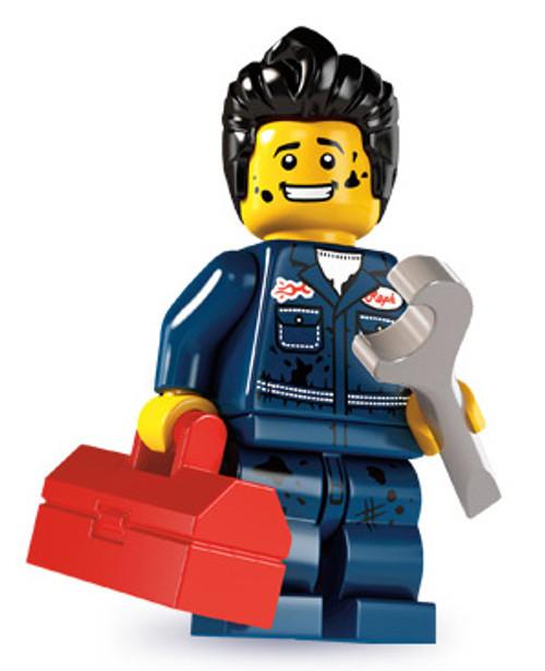 LEGO Minifigures Series 6 Mechanic Minifigure [Loose]