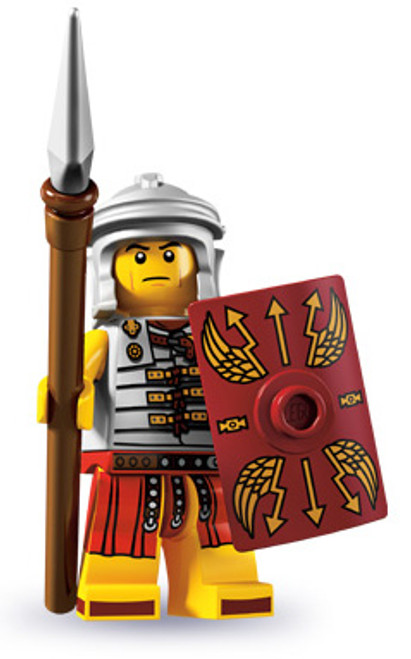 LEGO Minifigures Series 6 Roman Soldier Minifigure [Loose]