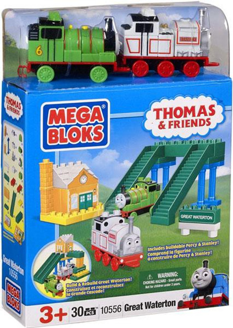 Mega Bloks Thomas & Friends Great Waterton Set #10556