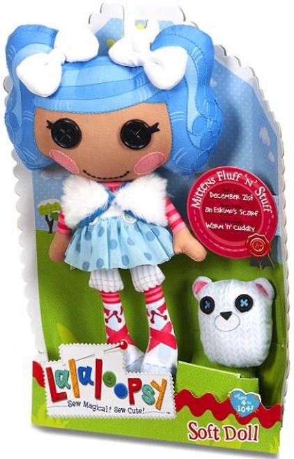 Lalaloopsy Mittens Fluff 'n' Stuff Plush Doll