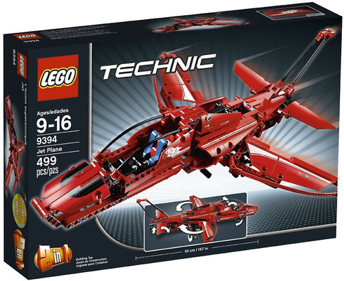 LEGO Technic Jet Plane Set #9394