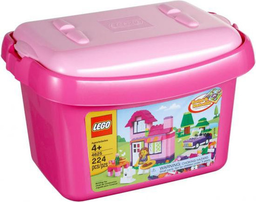 LEGO Pink Box Set #4625