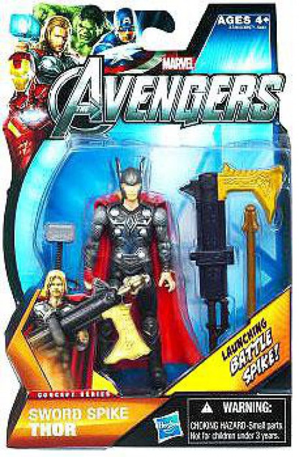 Marvel Avengers Concept Series Sword Spike Thor Action Figure