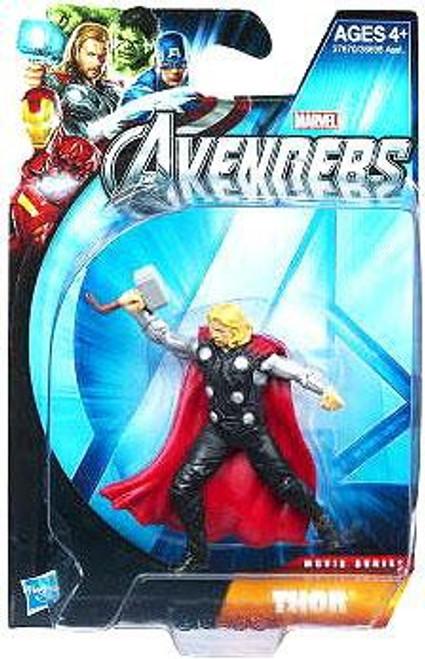 Marvel Avengers Movie Series Thor Action Figure