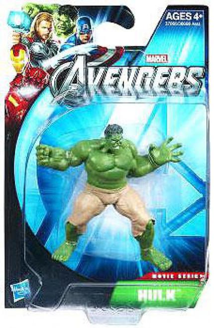Marvel Avengers Movie Series Hulk Action Figure