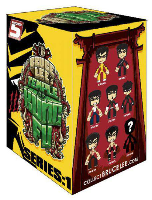 Bruce Lee MAD Toy Designs Temple of Kung Fu Series 1 Mystery Pack