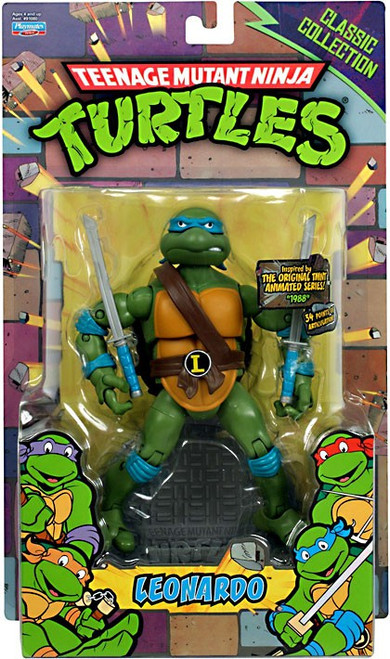 Teenage Mutant Ninja Turtles Classics Series Leonardo Action Figure