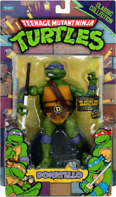 Teenage Mutant Ninja Turtles Classics Series Donatello Action Figure