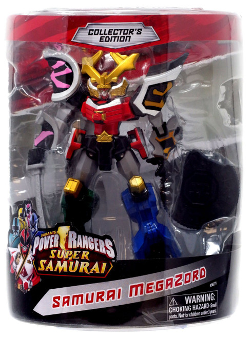 Power Rangers Collector's Edition Samurai Megazord Action Figure