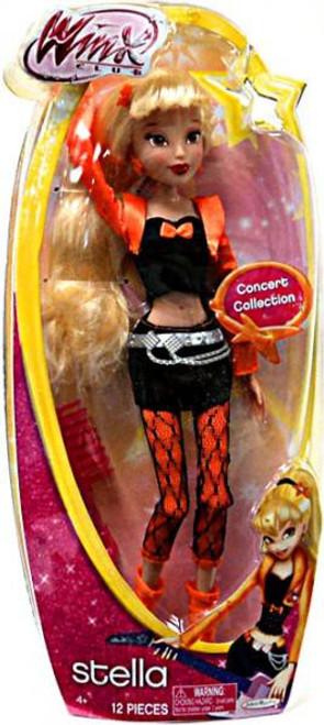 Winx Club Stella 11.5-Inch Doll [Concert]