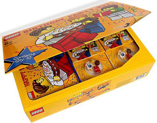 LEGO Birthday Party Kit Set #852998