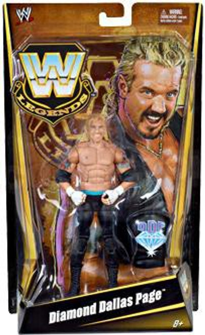 WWE Wrestling Legends Diamond Dallas Page Exclusive Action Figure