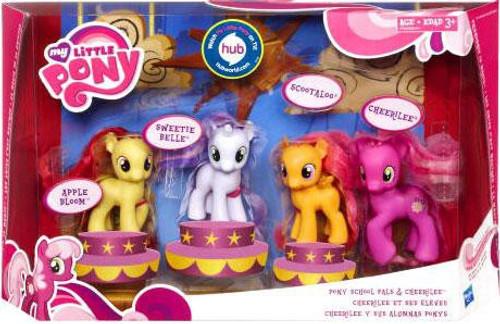 My Little Pony Pony School Pals & Cheerilee Figure Set