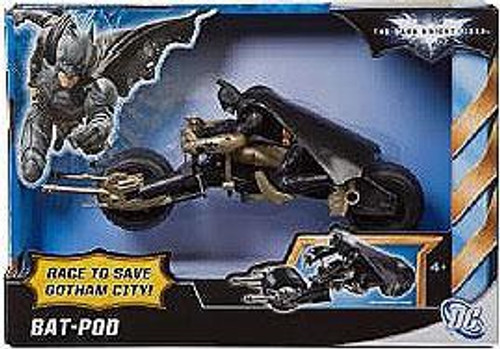 Batman The Dark Knight Rises Bat-Pod Vehicle