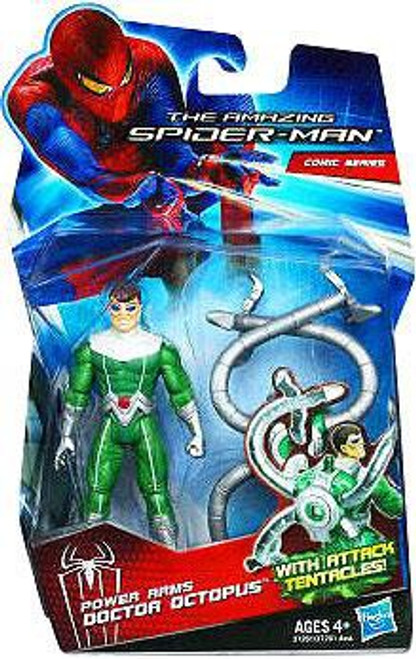 The Amazing Spider-Man Comic Series Power Arms Dr. Ock Action Figure