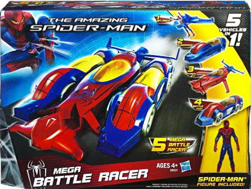 The Amazing Spider-Man Mega Battle Racer Vehicle