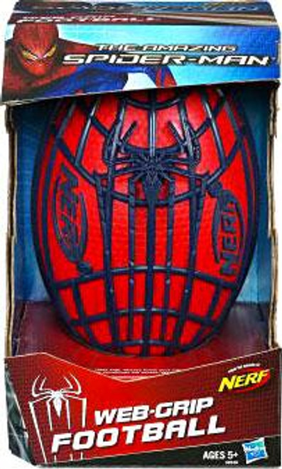 The Amazing Spider-Man Nerf Web Grip Football