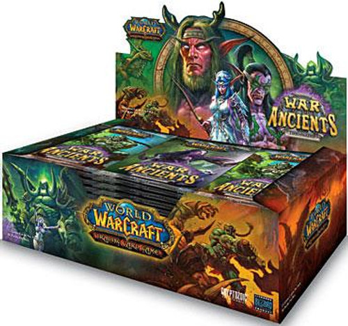 World of Warcraft Trading Card Game War of the Ancients Booster Box