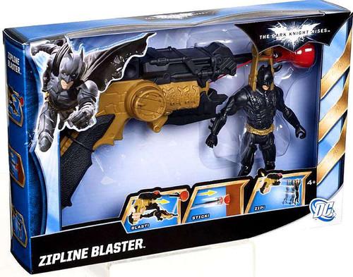 Batman The Dark Knight Rises Zipline Blaster Action Figure