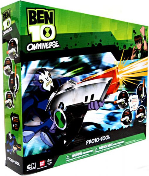 Ben 10 Omniverse Tech Gear Proto-Tool Roleplay Toy
