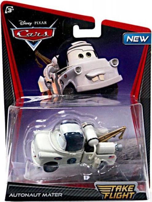 Disney Cars Take Flight Autonaut Mater Diecast Car