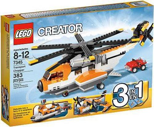 LEGO Creator Transport Chopper Set #7345