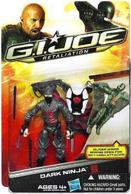 GI Joe Retaliation Dark Ninja Action Figure