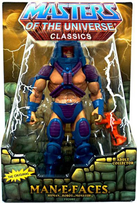 Masters of the Universe Classics Club Eternia Man-E-Faces Exclusive Action Figure [Second Printing]