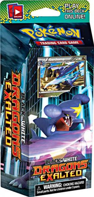 Pokemon Black & White Dragons Exalted DragonSpeed Theme Deck [Sealed Deck]