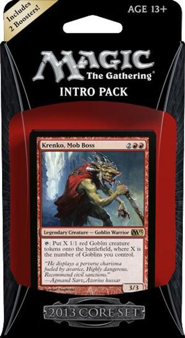 MtG Magic 2013 Mob Rule Intro Pack [Sealed]