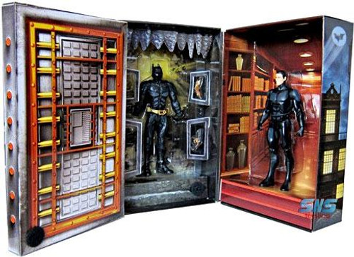 The Dark Knight Rises Movie Masters Batman Exclusive Action Figure