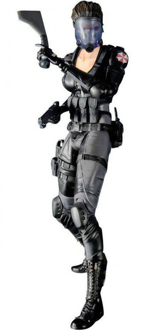 Resident Evil Operation Racoon City Play Arts Kai Lupo Action Figure [Karena LesProux]