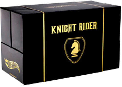 Knight Rider Hot Wheels KITT Exclusive Diecast Vehicle [SDCC Exclusive]