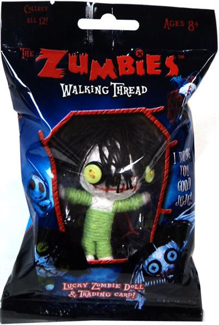 The Zumbies Walking Thread Lucky Zombie Doll Quincy Keychain