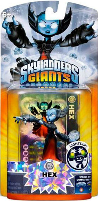 Skylanders Giants Lightcore Hex Figure Pack