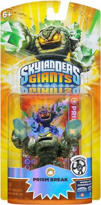Skylanders Giants Lightcore Prism Break Figure Pack