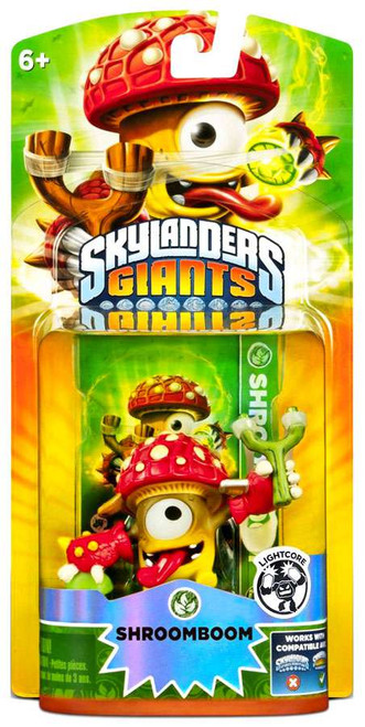 Skylanders Giants Lightcore ShroomBoom Figure Pack