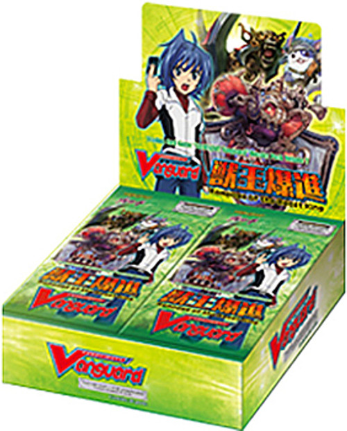 Cardfight Vanguard Rampage of the Beast King Booster Box [30 Packs]