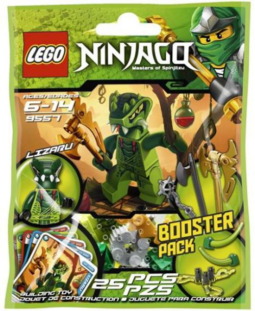 LEGO Ninjago Spinjitzu Spinners Mini Set #9557 [Bagged]
