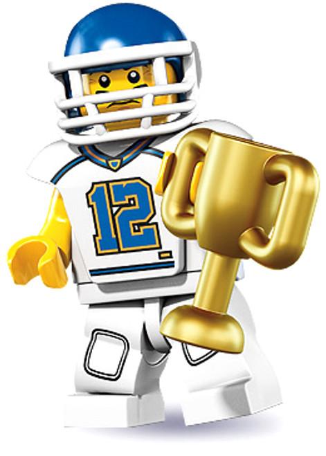 LEGO Minifigures Series 8 Football Player Minifigure [Loose]