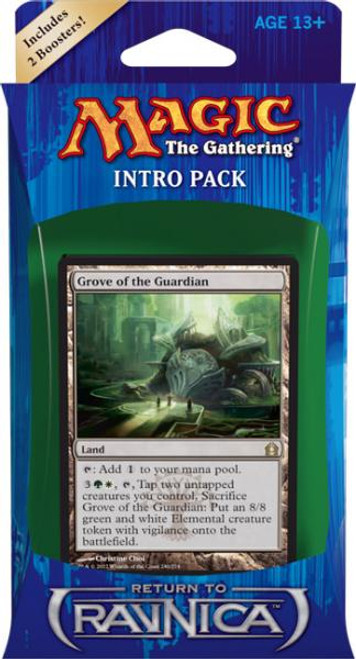 MtG Return to Ravnica Selesnya Surge Intro Pack