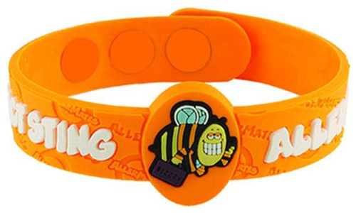 AllerMates Insect Sting/Bee Allergy Bracelet