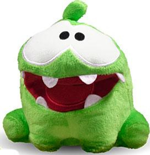 Cut the Rope Pose-N-Play Om Nom 5-Inch Plush [Smile]