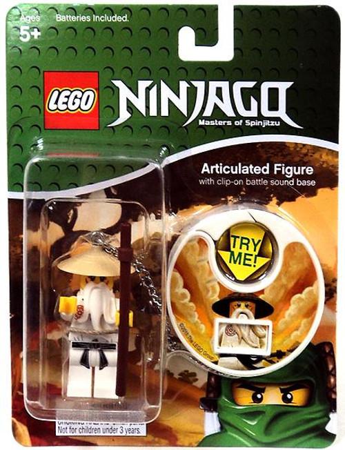 LEGO Ninjago Sensei Wu Clip On Minifigure #1749