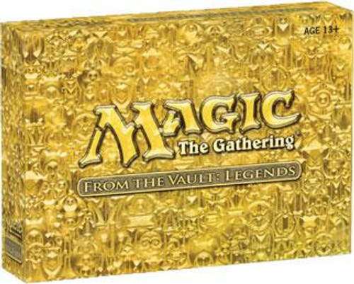 MtG From the Vault: Legends Boxed Set [Sealed]