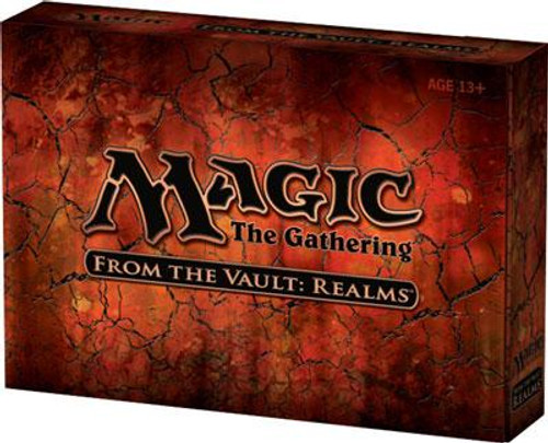 MtG From the Vault: Realms Boxed Set [Sealed]