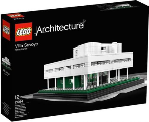 LEGO Architecture Villa Savoye Set #21014