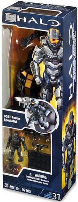 Mega Bloks Halo ODST Recon Specialist Set #97105