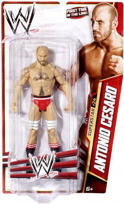 WWE Wrestling Series 27 Antonio Cesaro Action Figure #24