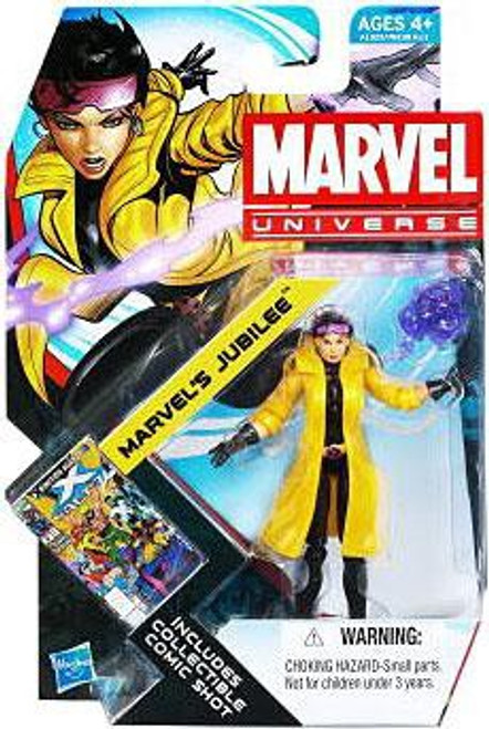 Marvel Universe Series 20 Jubilee Action Figure #23